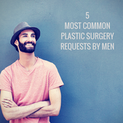 5 Plastic Surgeries for Men