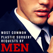 Plastic surgery requests from men